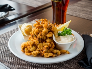 Clam Diggers Deep Fried Clams